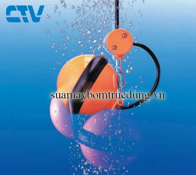 Phao báo mực nước Tsurumi MC - 2