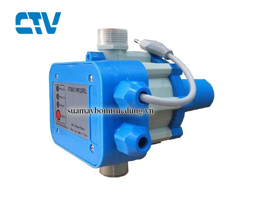 Bộ điều khiển và bảo vệ máy bơm tăng áp bằng mạch điện tử DSK01