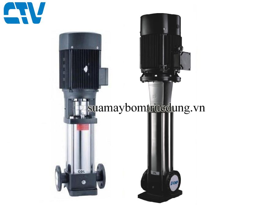CNP CDL 32 - 120 - Máy bơm nước trục đứng Model CNP CDL 32